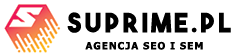 Suprime | Agencja SEO/SEM - Marketing internetowy - Reklama w internecie